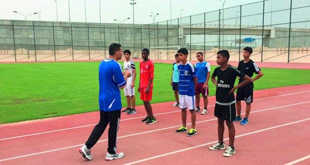 منتخبا السباحة وألعاب القوى يكثفان استعداداتهما لبطولة الجمنزياد المدرسي العربي الأول