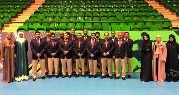 حلقة عمل للحكام العمانيين استعدادا لانطلاق منافسات البطولة العربية لكرة الطاولة