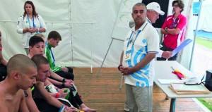 عبدالمنعم العلوي في حديث لـ الوطن الرياضي :