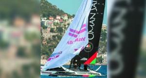 فريق عُمان للإبحار بفئة ديام24 يسدل الستار على سباق الطواف الفرنسي للإبحار الشراعي