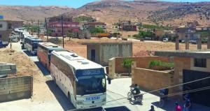 الجيش السوري يكثف غاراته على تجمعات الإرهابيين في دير الزور