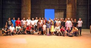 دار الأوبرا السلطانية تتوج موسمها بمشاركة 50 عمانيّا في عرض أوبرا (عايدة)