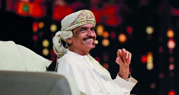 إبن الفنان سالم علي سعيد يؤكد صحة والده