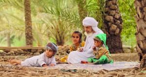 """سعود الدهماني يحصد المركز الأول بمسابقة """"مسن في العيد"""""""