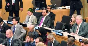 ابن علوي يشارك فـي اجتماع بمقر الأمم المتحدة حول ليبيا