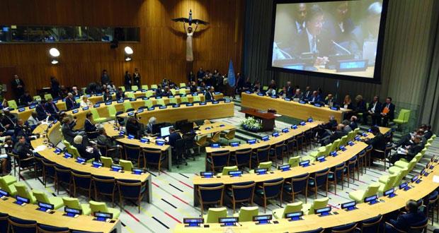 أكثر من 50 دولة توقع على معاهدة لحظر «النووي» بمقر الأمم المتحدة