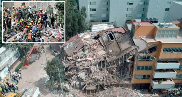 «زلزال المكسيك»: حداد 3 أيام .. وعدد الوفيات يتجاوز 230 مع استمرار عمليات الإنقاذ