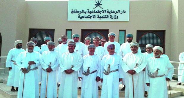 دار الرعاية الاجتماعية بالرستاق تفوز بجائزة خليفة آل خليفة للعمل الخيري بالبحرين