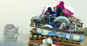 سوريا: الجيش يحاول اقتحام جوبر..وقصف إيراني لمواقع داعش على الحدود