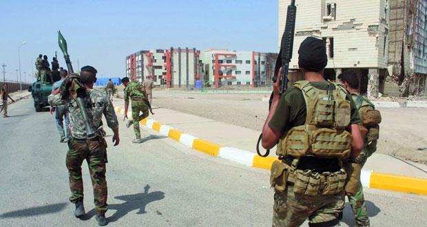 القوات العراقية تصد هجوما لـ(داعش) قرب الرمادي .. وحظرا للتجوال بالفلوجة