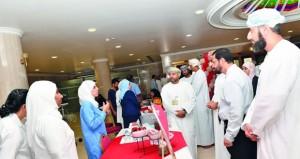 المستشفى السلطاني يحتفل باليوم العالمي للقلب