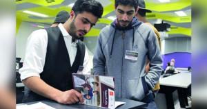 """""""لنتحاور""""أمسية ثقافية لجمعية الطلبة العمانيين بفكتوريا"""