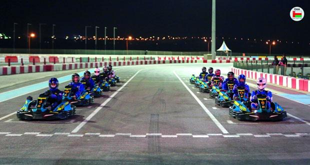 اليوم الكشف عن تفاصيل بطولة الخليج الأولى للكارتنج وتدشين السيارة الجديدة للسباق وتشتمل على 4 جولات بالسلطنة والإمارات