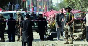 أفغانستان : تفجير انتحاري يستهدف مسجدا عشية ذكرى عاشوراء