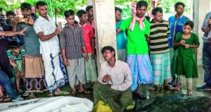 (مأساة الروهينجا) : ارتفاع غرقى (قارب الهجرة) والأمم المتحدة تطالب ميانمار بوقف العنف