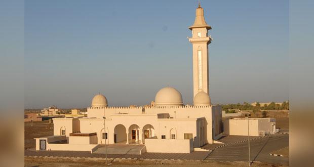 افتتاح جامع الفتح بالمضيبي