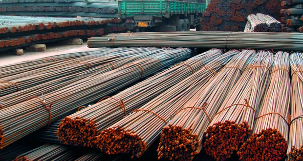 24.3% ارتفاعا بسـعر الحديد في 9 أشهر و230 ريالا عمانيا سعر الطن