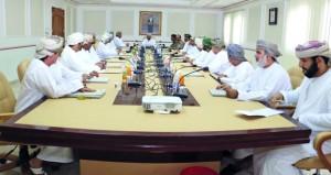 """فريق من """"أسياد"""" يطلع على سير خدمات النقل والموانئ بمحافظة مسندم بهدف تعزيز الخدمات اللوجستية"""