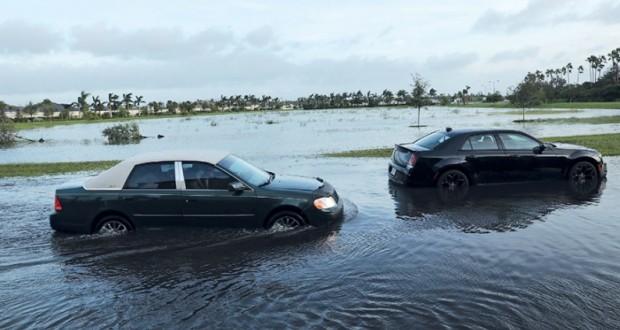 إرما: انقطاع الكهرباء عن نحو 5.8 مليون منشأة وترامب يعلن فلوريدا منطقة كوارث كبرى