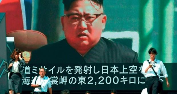 تجربة صاروخية جديدة لبيونج يانج وسط إدانات دولية