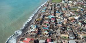 (الإعصار ماريا) : قتلى ومفقودون في دومينيكا.. وفيضانات كارثية في بورتوريكو