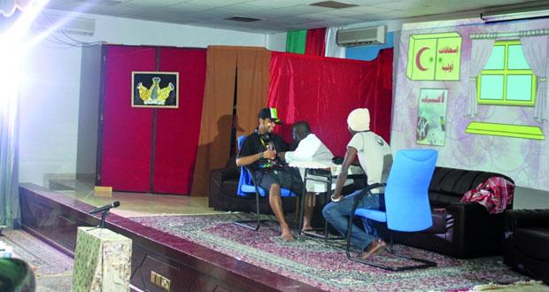 دائرة التراث والثقافة بجنوب الشرقية تنظم اسبوع ثقافي تحت عنوان المنارة