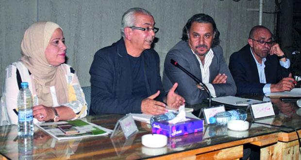 مختبر السرديات الأردني يحتفي بغنام غنام كاتبًا ومسرحيًا