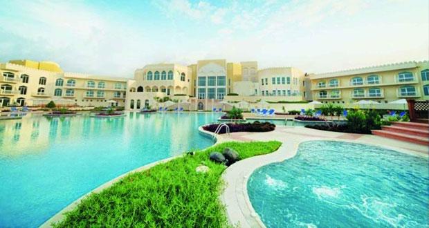 4.8% نموا في عدد نزلاء الفنادق في السـلطنة بنهاية يوليو الماضي