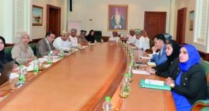 اللجنة التسـييرية للقطاع السـياحي تناقـش مبادرة تنظيم سـياحة المغامرات