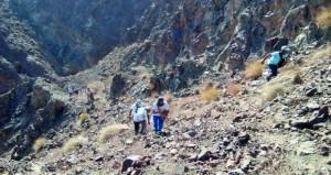 فريق سمد الشأن للمشي الجبلي يستعد لإطلاق المسير الثالث لهذا العام