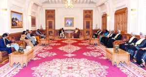 """مباحثات عمانية نيبالية تستعرض """"التعاون"""" وتشجيع الاستثمارات المتبادلة"""