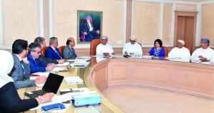 وزير الصحة يستقبل الفريق المختص بتقييم برنامج الأمراض غير المعدية في الرعاية الصحية الأولية