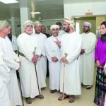 وزارة الصحة تحتفل بتدشين وحـدة السكتة الدماغية بمستشفى نزوى
