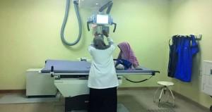 """""""الصحة"""" تعزز مستشفى جعلان بني بوعلي بأحدث المعدات الطبية"""