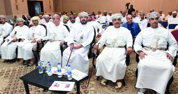 بدء أعمال مؤتمر عمان للسلامة في مكان العمل وتقليل الخسائر