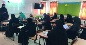 """دائرة الإرشاد النسوي تنظم المسابقة الفقهية النسائية الرابعة بعنوان:""""الصلاة وأحكامها"""""""