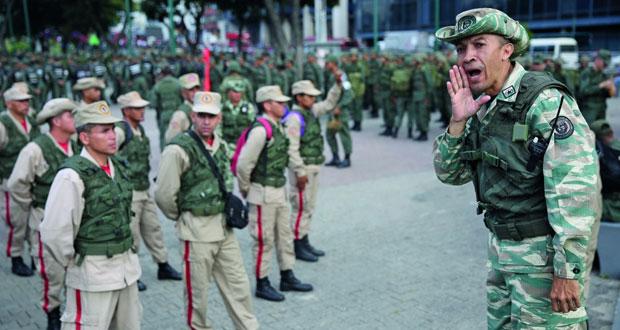 السيادة البوليفارية 2017 .. لمواجهة التهديدات الأميركية