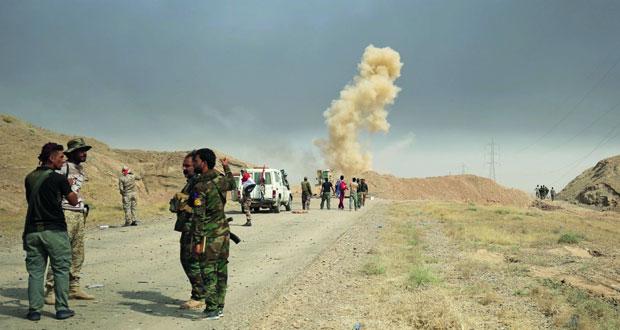 العراق يعتزم إجراء مناورات مشتركة مع إيران على حدود كردستان