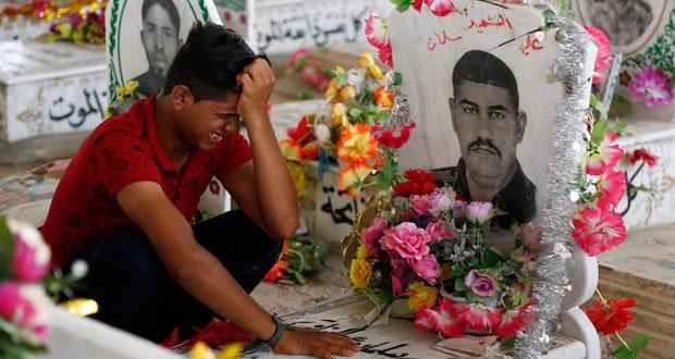 العراق: نزوح مئات المدنيين من (الرمادي) وفرض حظر تجول على المدينة