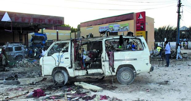 تركيا تفتتح أكبر قاعدة في الصومال