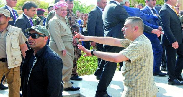 العراق: البرلمان يصوت برفض عملية تصويت استفتاء كردستان