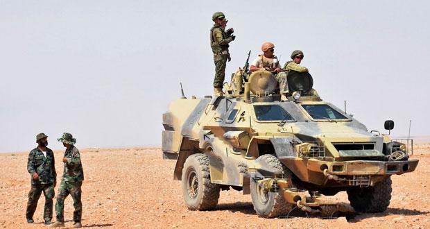 الجيش السوري يتقدم في معارك (دير الزور) ويعلن اقتراب تحرير المدينة من (داعش)
