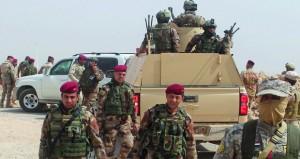 القوات العراقية تطلق عملية تحرير (عنة) بالأنبار