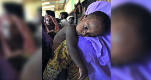 (مأساة الروهينجا) : مخاوف من كارثة صحية في مخيمات اللاجئين في بنجلاديش