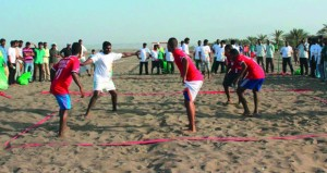 وزارة الشؤون الرياضية تسدل الستار على فعاليات برنامج صيف الرياضة
