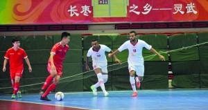 منتخبنا الوطني الجامعي يتصدر مجموعته الأولى بعد فوزه على الصين ويتعادل مع كالدونيان