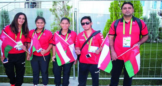 اليوم .. افتتاح دورة الألعاب الآسيوية الخامسة للصالات بتركمانستان