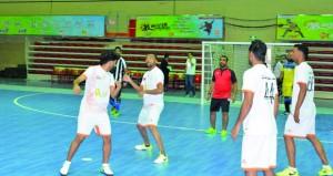 منتخبنا الوطني الجامعي يصل إلى ينشوان ويجري المران الأول للمشاركة في البطولة الآسيوية