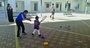 اليوم انطلاق برنامج مواهب تنس المستقبل بتنظيم اتحاد التنس