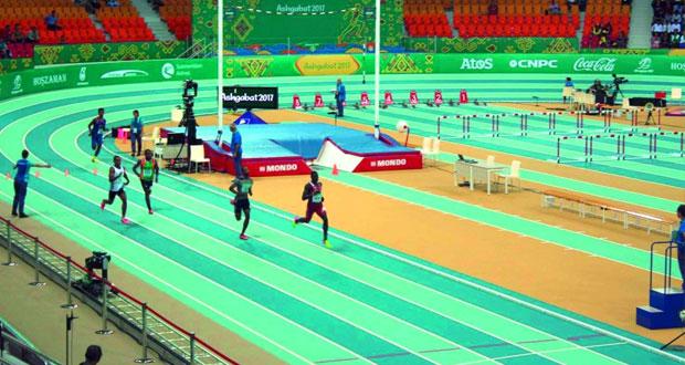 السعدي يتأهل لنهائي ٤٠٠ متر في تصفيات دورة الألعاب الآسيوية للصالات